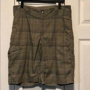 Columbia men's shorts size 34